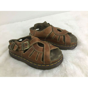 Dr. Martens Casual Fisherman Walking Sandals Sz 7
